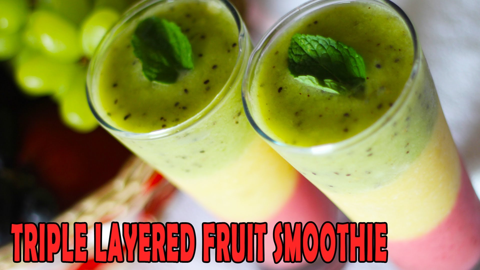 Hot from my oven browse delicious and creative recipes from food watch this quick recipe to beat the heat this summer with healthy fruit smoothie straight from kanaks kitchen for more easy and yummy recipes forumfinder Image collections